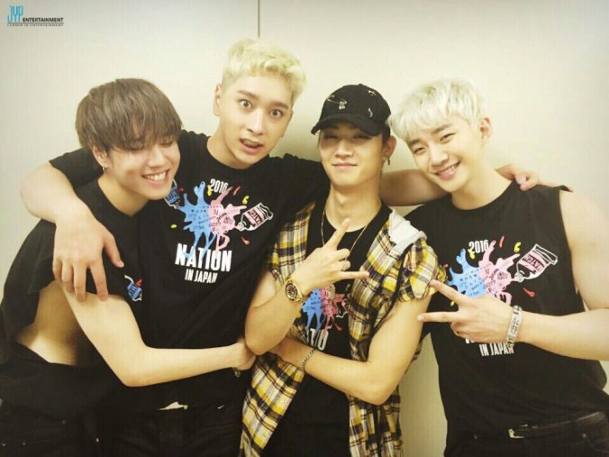 JYP Love